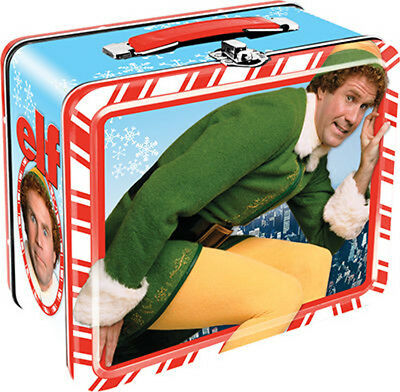 Elf Lunch Box Buddy The Elf Movie Santa Christmas Holidays Foods Novelty](Xmas Novelties)