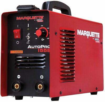 Lincoln Marquette K3291-1 Dc Inverter Stick Welder 155 Amp 230v Will Work W Tig