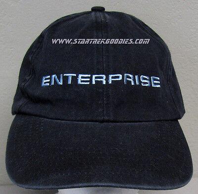 PROMOTIONAL CAP Star Trek: ENTERPRISE Front w/UPN Logo & 69 WUPA Atlanta Back!