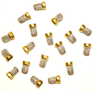 Stainless Steel Fuel Injector Filter Basket Pack of 50, alcohol fuels
