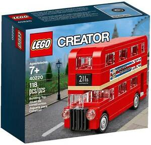 LEGO 40220 London Bus (brand new sealed) Indooroopilly Brisbane South West Preview