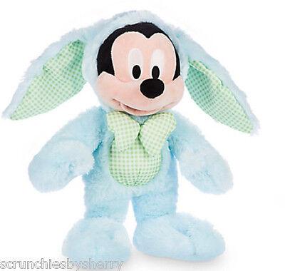Disney Store Mickey Maus Osterhase Plüschtier 2016