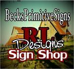 BecksPrimitiveSigns