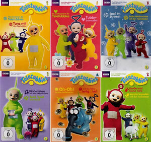 Teletubbies - Volume 1 - 6 Collection                              | 6-DVD | 208