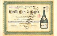 Sa De La Vieille Cure De Cenon, Accion, 1921 -  - ebay.es