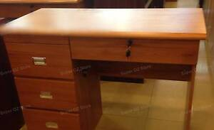 Brand New Office Home Computer Desk Table Drawers & Locker Castle Hill The Hills District Preview