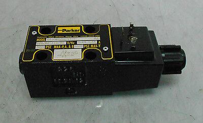 Parker Hydraulic Valve D1vw020hvyph 82 Used Warranty
