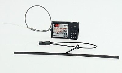US SHIP FlySky Upgraded 3CH 2.4G FS-GR3E GR3C GT3B Receiver For Rc Car Rc Boat