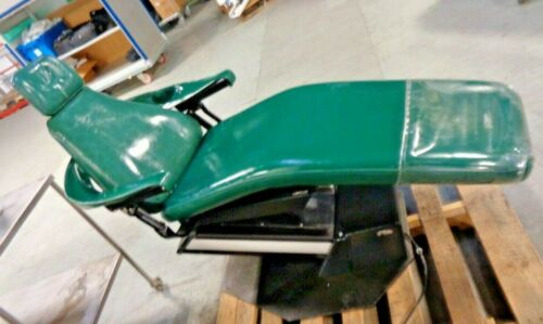 ADEC Dental Exam Chair, Green