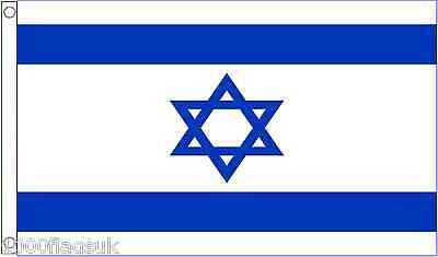 Israel 8'x5' Flag