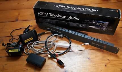 Blackmagic Video Switcher ATEM Television Studio