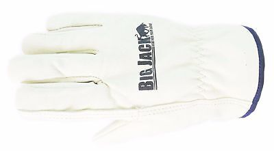 Better Grip Premium Grade Insulated Pigskin Leather Driver Gloves Xl-bgby7plxl