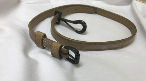 Replacement Leather Strap for M1917 Cavalry Canteen Cover