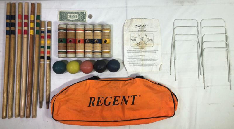 Regent Croquet Set