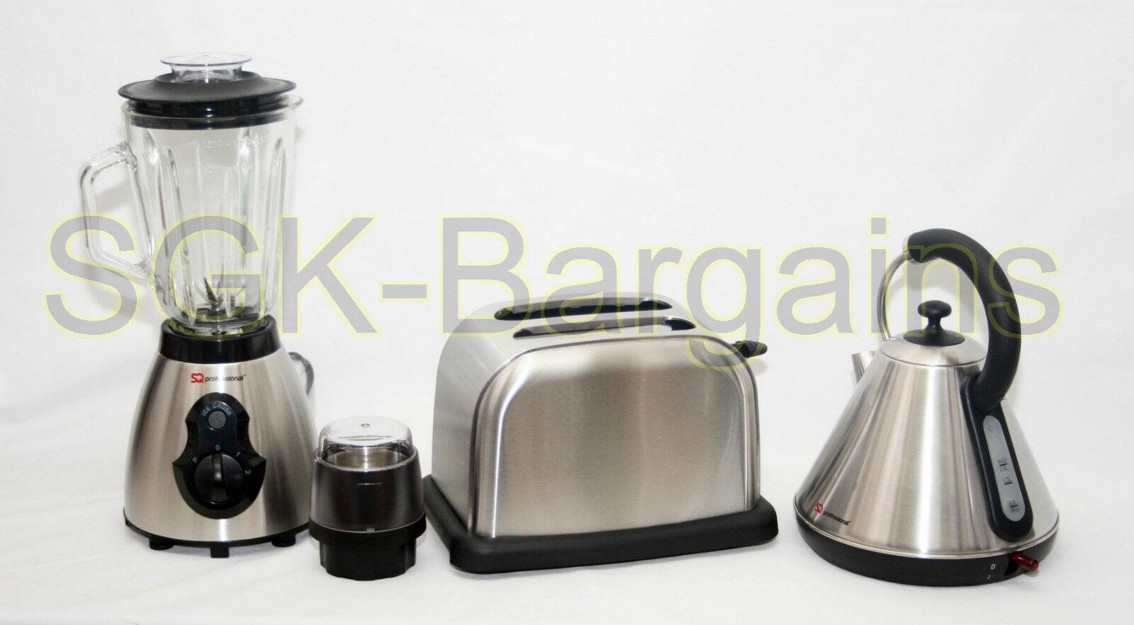 Matching kitchen set 1 8l electric cordless kettle toaster for Kitchen set kettle toaster