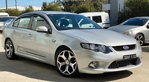 FORD FALCON FG XR6 50TH ANNIVERSARY 4.0L 6SPD SPORTS AUTO - FINANCE AVAILABLE - TRADE INS WELCOME! South Windsor Hawkesbury Area Preview