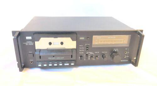 Sansui SC-3330 Cassette Deck