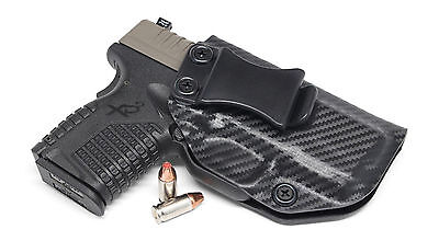 Concealment Express  Springfield Xd S 3 3  Iwb Kydex Holster