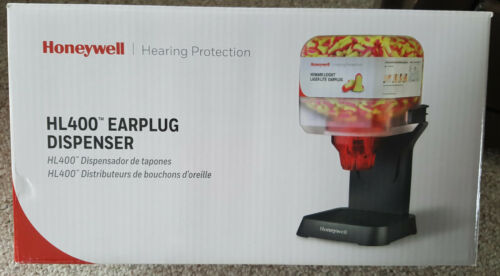HONEYWELL HOWARD LEIGHT HL400-MAX-INTRO Ear Plug Dispenser with 400 MAX earplugs