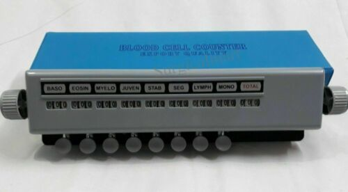 Blood Cell Counter 8 Key Lab Equipment FAST SHIPPING