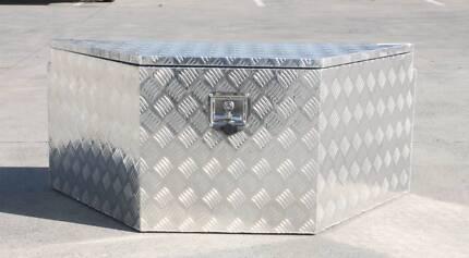 Checker Plate Tool Box (TM Series)