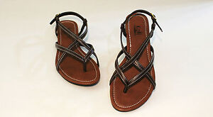 New Women T - Strap Gladiator Thong Flip Flops Sandals Shoes Size