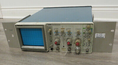 Tektronix 2235 100mhz 2 Channel Oscilloscope For Parts Or Repair - As Is