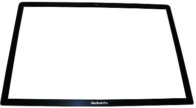 "Frontscheibe Apple Macbook Pro 15,4"" Display Glas Glass  A1286 Front Scheibe"