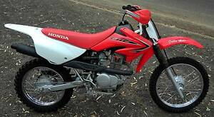 2012 HONDA CRF80F 4 STROKE KIDS BIKE (#U01933) Dalby Dalby Area Preview