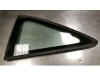 90-93 Accord 2Dr Coupe Right Quarter Panel Vent Glass Triangle Window Used OEM