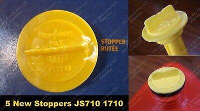 5 Scepter Stopper Cap Disk Js1710 710 New Repl. Gas Gallon Can Disc Part Moeller