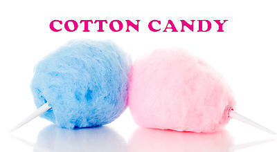 Cotton Candy 24x18 Large Hanging Counter Wall Food Signs