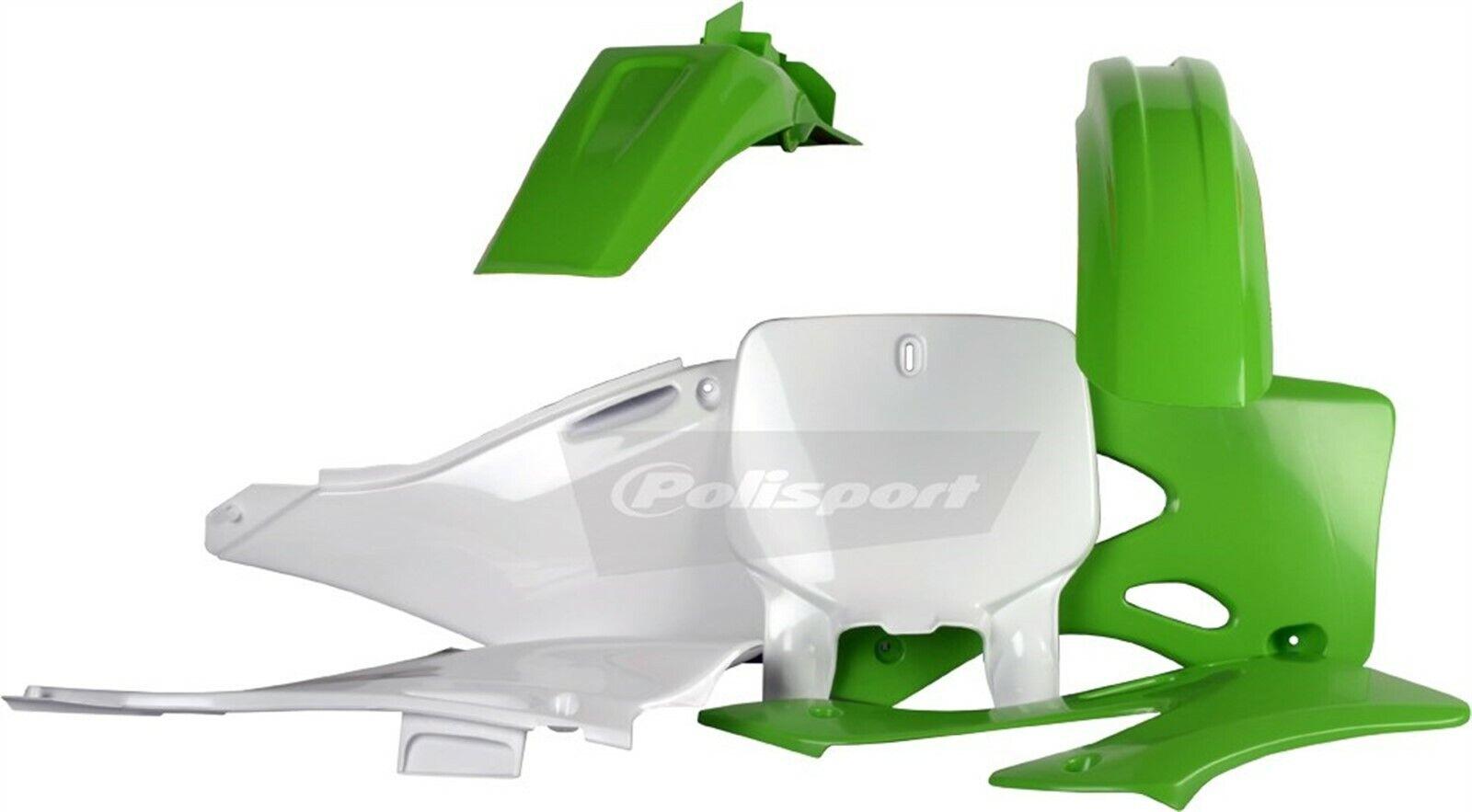 Color Green 90250 Polisport Plastic Kit OE