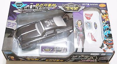 Young Toys Tobot : KINGKABOT RC(REMOTE CONTROL) CAR VEHICLE BLACK