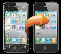 Broken Screen Repair for iphone, ipod, ipad,  and any tablets
