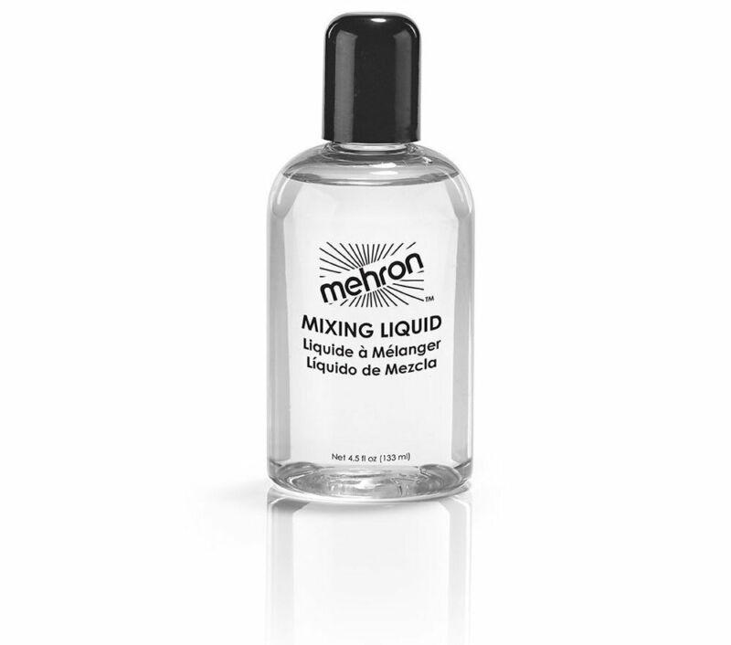Mehron Mixing Liquid 4.5 Ounces