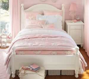 Pottery Barn Twin Beds with mattresses & boxes