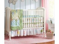 Baby&toddler bed and baby walker in good conditon