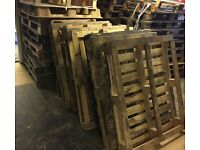 FREE wood Pallets.