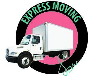 Express moving