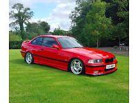 BMW E36 328i - 1997 - ORIGINAL SPORT - FULL YEARS MOT - 2.8 LTR - 6 CYLINDER - HEAD TURNER