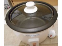 COOKWORKS rice cooker RC 8R used mint condition !!! House clearance !! Bargain !!!