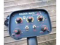 GOLDEN MASK 4Pro Metal Detector