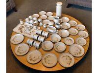 Large Selection of Vintage / Reto St Michael (M&S) Harvest Tableware