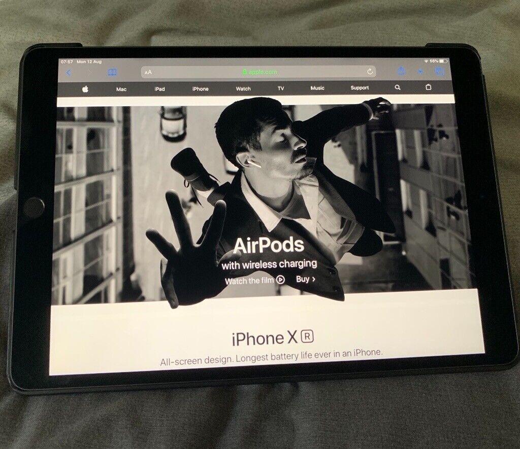 iPad Air 2019 64gb WiFi Space Grey | in East End, Glasgow | Gumtree