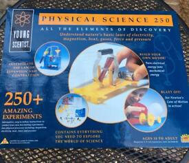 Physical Science set for kids