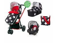 Cosatto Giggle All Star Travel System