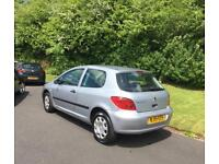 Peugeot 307 ONLY 39,000 miles