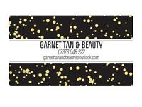 Garnet Tan & Beauty Mobile Spray Tans