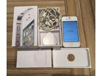 Apple iPhone 4S 16GB unlocked mint condition